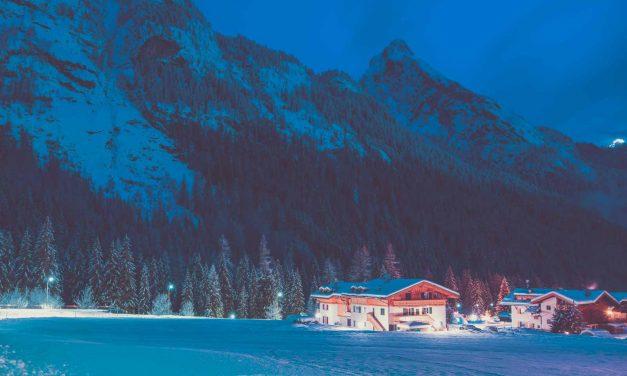 ver4felter Dezember in Schneedorf